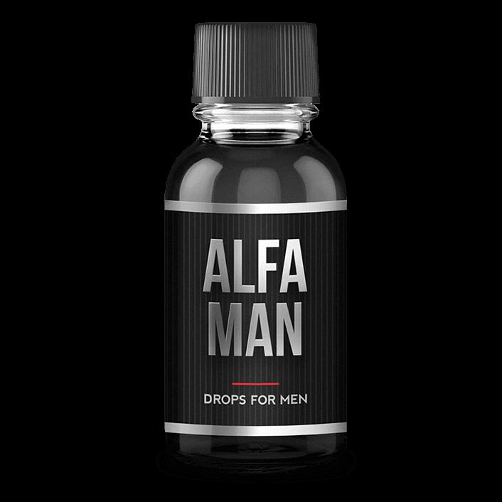 Alfa Man - капли для потенции в Армавире